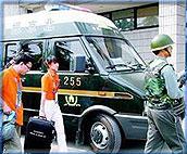好运北京赛武装押运样品