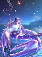 刘翔,星座,巨蟹