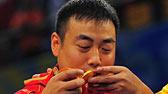 8月18日金牌画卷 中国男乒获团体首金