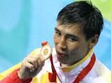 张小平,夺金,奥运,北京奥运,08奥运,2008