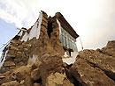 受损的房屋