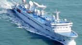 中国海军舰艇编队访俄