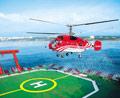 南极科考重型直升机