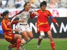 2008女足四国赛,女足,中国之队