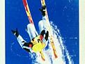 体彩上的自由式滑雪