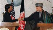 2005年赖斯就任国务卿后首访亚洲