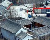 北京—川底—灵山—百花山三日游路线