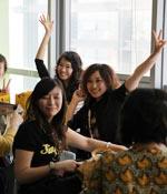 欢呼 最爱女主播 2009上海车展