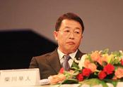 天津泰达工厂总经理柴川早人先生