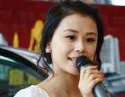 懒懒真现场报道 最爱女主播 2009上海车展