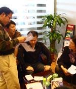 热烈讨论结果 最爱女主播 2009上海车展