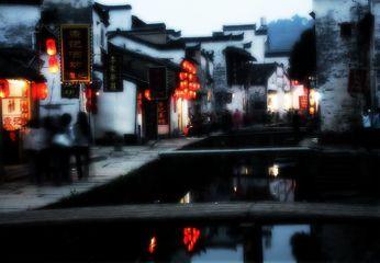 婺源:中国最美丽的乡村古镇(图)