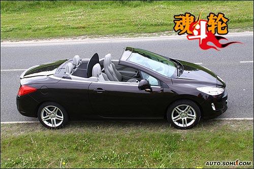 享乐与实用 法国试驾标致308cc和308sw -搜狐汽车