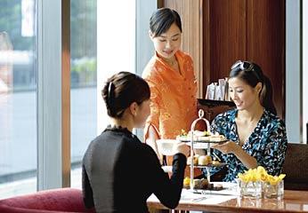 文华东方酒店:名人也爱的经典下午茶