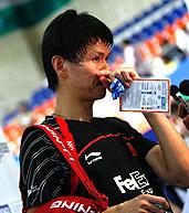 鲍春来出局,2009羽毛球世锦赛,羽球世锦赛